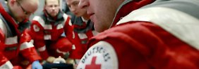 Engagement beim Deutschen Roten Kreuz