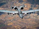 In befriedete Zone eingedrungen: USA schießen auf syrische Truppen