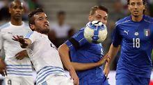 Uruguays nächste Pleite: Italien gewinnt WM-Revanche