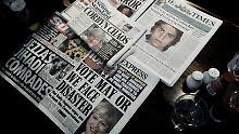 Briten wählen Parlament: Wenn das Schlachten vorbei ist
