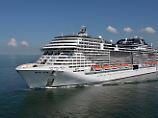 19 Decks und digitale Offensive: So riesig ist das neue MSC-Kreuzfahrtschiff