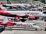 Air Berlin kommt nicht aus den tiefroten Zahlen.