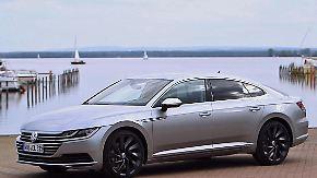 Viel Liebe zum Detail: VW Arteon wird zum runderneuerten Luxus-Flaggschiff