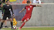 Sieg gegen Trinidad und Tobago: BVB-Juwel schießt USA auf WM-Kurs