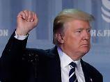 Psychologin über Trump: Kann ein Narzisst einfach hinschmeißen?