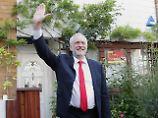 Labour-Chef Jeremy Corbyn: Der Unterschätzte trumpft groß auf