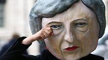 Sechs Lehren aus der Wahl: Schlecht für May, für die Briten, für alle