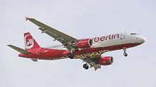 Air Berlin ist mit mehr als einer Milliarde Euro verschuldet.