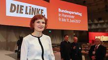 """Katja Kipping: """"Wir sind die Gerechtigkeitspartei."""""""