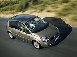 Der Renault Scenic ist günstig, aber nicht immer zuverlässig