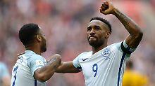"""Brisante WM-Quali in Schottland: England stählt sich für die """"Battle of Britain"""""""