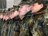"""Zum """"Putsch"""" aufgerufen: Bundeswehr zeigt Offizier an"""