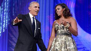 Promi-News des Tages: Obama trägt jahrelang den gleichen Anzug