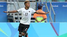 Hoffenheim könnte profitieren: Bayern denkt wohl über Gnabry-Verleih nach