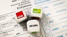 Kurswechsel in Steuerpolitik: Linke stellen Bedingungen für Rot-Rot-Grün
