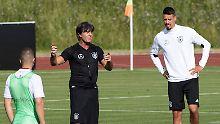 Grotesk reloaded vs. San Marino: Löw fordert, Rudy rät - und Wagner tönt