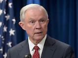 Trumps Einfluss auf Ermittlungen: Justizminister will vor Ausschuss aussagen