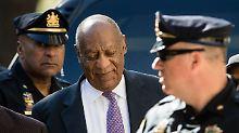 Halbzeit im Missbrauchsprozess: Cosby hat sich noch nicht aufgegeben