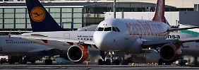 Nach Easyjet-Notlandung: Keine Hinweise auf Sprengstoff gefunden