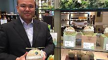 Melonen für 12.000 Euro: Wenn Obst zur Luxusware wird