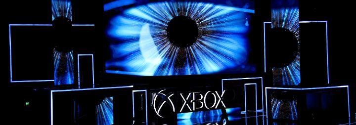 Spielemesse E3 in Los Angeles: Microsoft Xbox One X verspricht von allem mehr