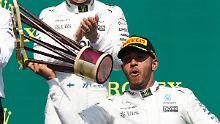 Lewis Hamilton liebt Montréal: Bereits sechs Mal hat er den Großen Preis von Kanada gewonnen.