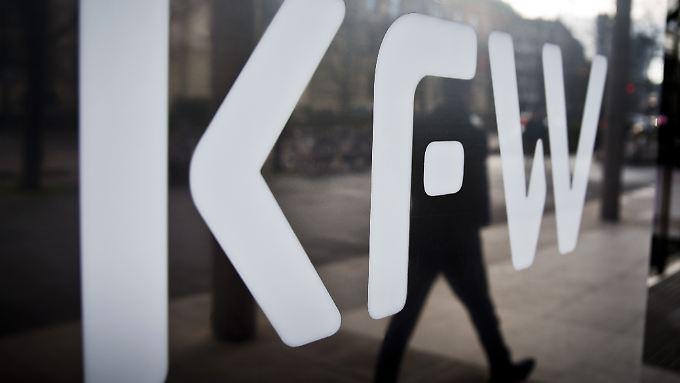 Die neue Beteiligungsgesellschaft der KfW wird als Finanzunternehmen eingestuft.