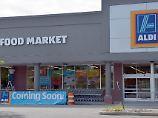 Auf 2500 will Aldi die Zahl seiner US-Läden bis 2022 steigern.