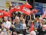 Stern-RTL-Wahltrend: SPD schwach, Erstwähler nicht links