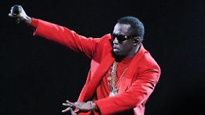 """""""Forbes""""-Liste der bestbezahlten Promis: US-Rapper Diddy scheffelt das meiste Geld"""