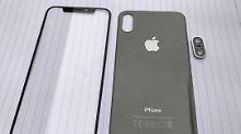 Überraschung für 7s-Modelle: Fotos zeigen Bauteile des iPhone 8