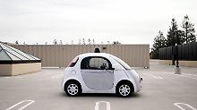 Experiment ist beendet: Google mustert Roboter-Autos aus