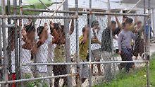 Klage wegen Elendsbedingungen: Australien zahlt Millionen an Asylbewerber
