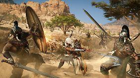 """Fans hoffen, dass """"Origins"""" wieder mal ein herausragendes """"Assassin's Creed"""" wird."""