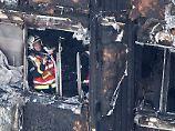 Strenge deutsche Bauvorschriften: Wäre ein Brand wie in London hier möglich?
