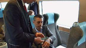 Wie von Zauberhand: Schwedische Bahn testet Chip-Implantat als Ticket