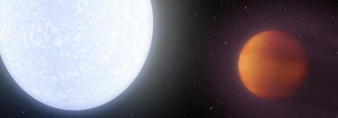 Größer, älter, heißer: Die extremsten Planeten im Weltall