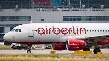 Über eine Milliarde Euro Schulden sind der Knackpunkt bei Air Berlins Rettung.