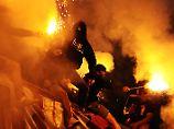Die Fans von ZSKA Moskau gehören zu den radikalsten Hooligans in Russland.