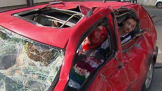 """Aktionstag in Goslar: """"Stay alive"""" bringt Jugendlichen Unfallfolgen unter Drogeneinfluss nahe"""