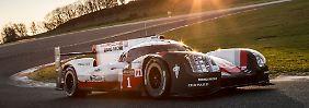 Der Porsche 919 Hybrid ist technisch durchaus mit einem Formel-1-Boliden zu vergleichen.