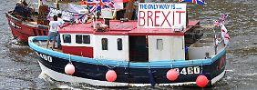 London und Brüssel stehen bereit: (FÜR SO, den 18.6.) Mögen die Brexit-Gespräche beginnen