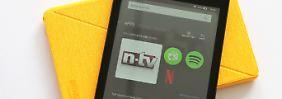Amazons Tablet-Schnäppchen: Ist das Fire HD8 gut oder nur günstig?