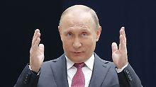 Comey in Russland willkommen: Putin bietet Ex-FBI-Chef Asyl an