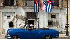 """""""Dieser Herr redet nur Mist"""": Trump lässt Kubas Tourismusbranche zittern"""