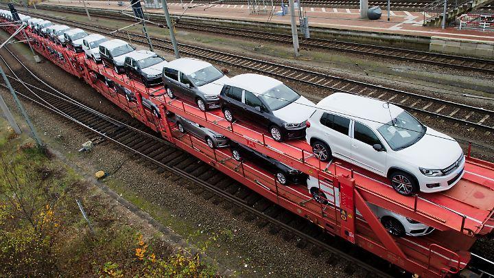1,4 Millionen Neuwagen gingen im Mai an die Kunden.