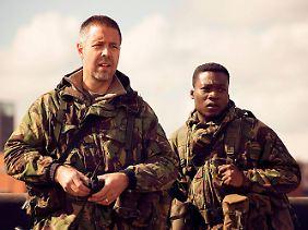 Mels Leben hat für die Soldaten oberste Priorität. Vorerst.