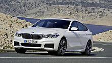 Mehr Eleganz und Sportlichkeit: Neuer 6er GT von BMW rollt an