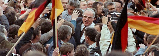 Einheit, Europa, Spendenaffäre: Kohl prägte die deutsche Nachkriegsgeschichte