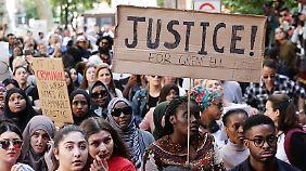Ermittlungen nach Brandkatastrophe: Londons Trauer schlägt in Wut um